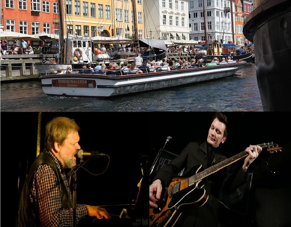 Blues Cruise med Hans Knudsen og Ronni Boysen