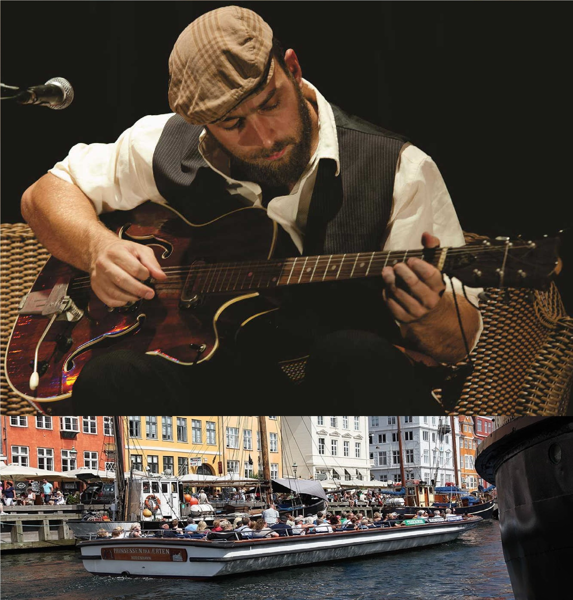 Blues Cruise med Big Creek Slim og Peder Nande